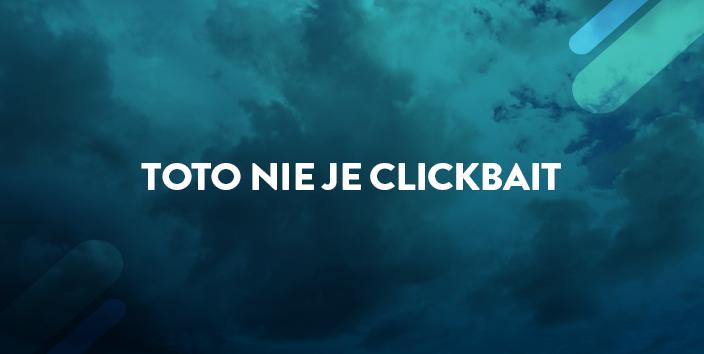 clickbait blog